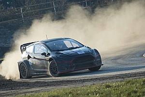World Rallycross Actualités Un premier test satisfaisant pour Wurz en Supercar