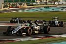 Teamchef: Entwicklung in der Formel 1 2017 mit Siebenmeilenstiefeln