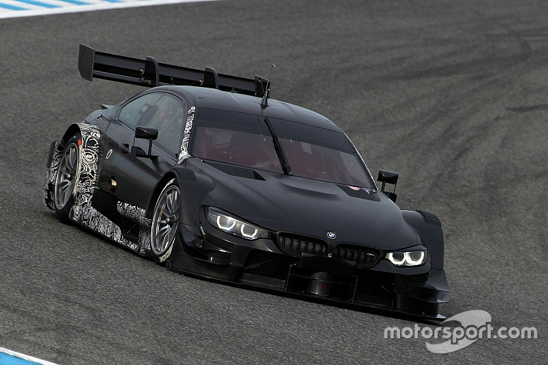 BMW mantiene su alineación para el DTM 2017