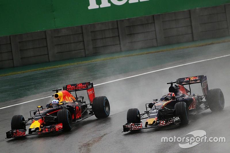 Toro Rosso e Red Bull estreitam laços para 2018