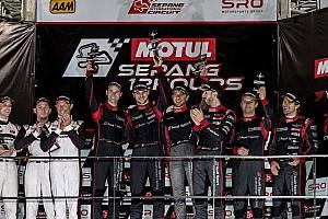 Endurance Reporte de la carrera 12 Horas de Sepang: Audi se lleva la victoria