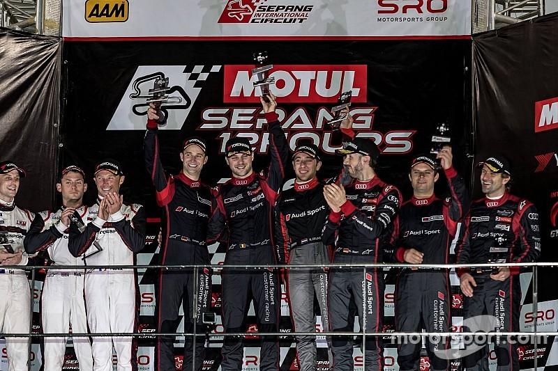 12 Horas de Sepang: Audi se lleva la victoria