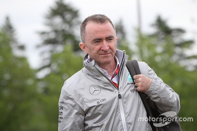 Technisch directeur Mercedes Lowe onderweg naar Williams