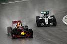 La F1 tuvo 866 adelantamientos en la temporada 2016