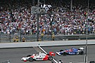 Il y a 10 ans - Hornish Jr. chipe l'Indy 500 à la famille Andretti