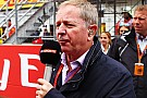Para Brundle, única opção da Mercedes é Wehrlein