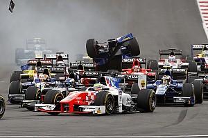 GP2 Избранное Теория хаоса. Итоги сезона GP2