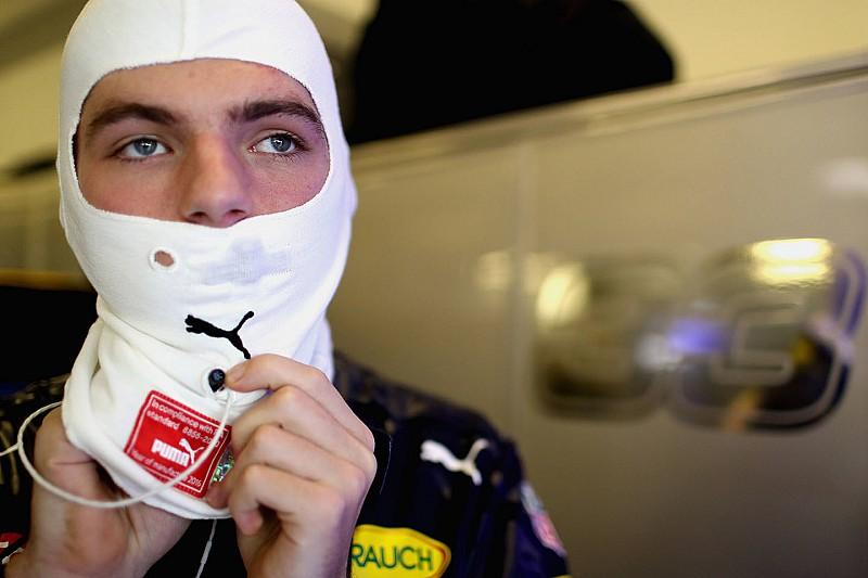 """Ecclestone: """"Alleen Max Verstappen zou Lewis Hamilton uit kunnen dagen"""""""