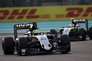 Formule 1 Actualités Force India - Le Groupe Stratégique