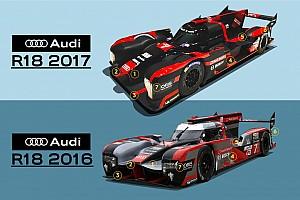 WEC Analyse Analyse: Die Neuheiten am LMP1-Audi für WEC 2017
