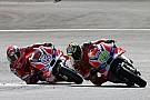 Iannone über Dovizioso: