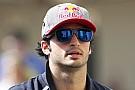 "【F1】サインツ「今は2018年に向けて""トロロッソ""に集中している」"