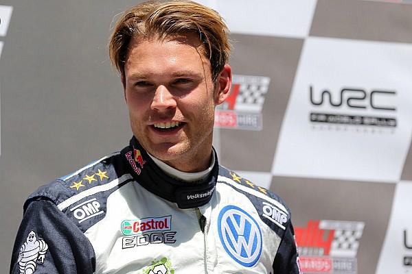 【WRC】VWミケルセン、WRCシート獲得できず。WRC2にスポット参戦