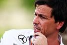 Wolff: Szerettem volna Verstappennek ülést adni, de nem volt szabad helyünk