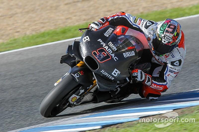 """Petrucci: """"Voy a ser el primero en probar algunas soluciones para la Ducati"""""""