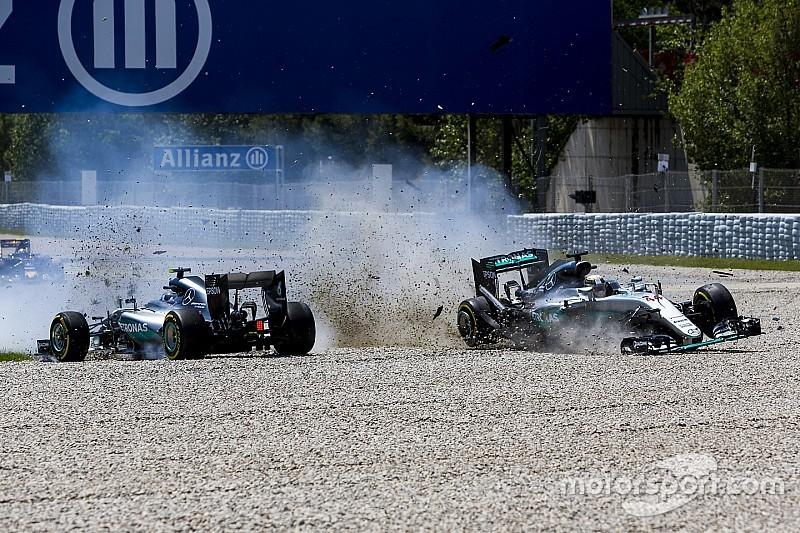 """Formel-1-Teamchef: """"Strafenkatalog weg, es darf krachen"""""""
