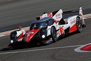 WEC Interview Toyota: