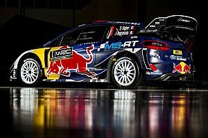 WRC Breaking news M-Sport pamer livery anyar Ogier dan Tanak