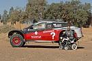 Дакар-2017: Філіпп Круазон - гонщик без рук та ніг