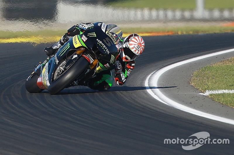Imprevisibilidade é boa para novatos na MotoGP, diz Zarco