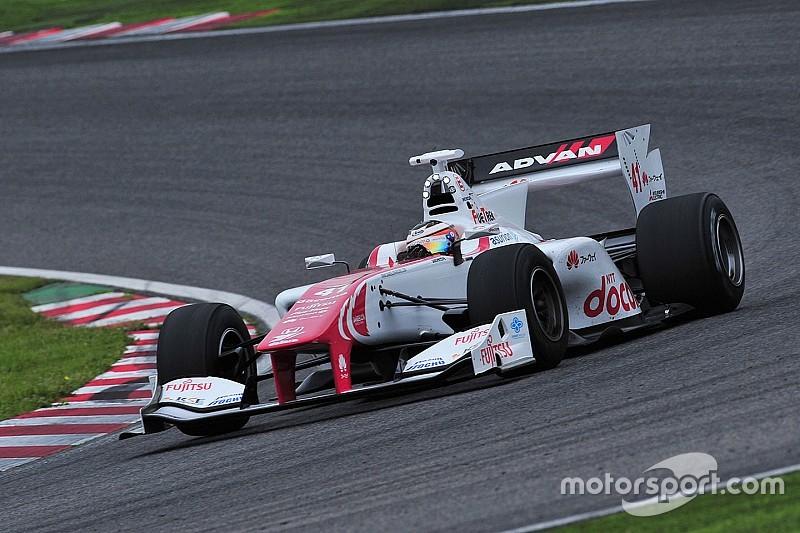Керівник GP2: Вандорн мало чому навчився в Японії