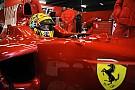 Gallery: Valentino Rossi's Ferrari F1 test runs