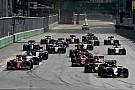 Ретро-2016: галерея стартів минулорічного сезону Формули 1