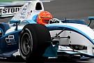 Відео: Як Шумахер тестував GP2