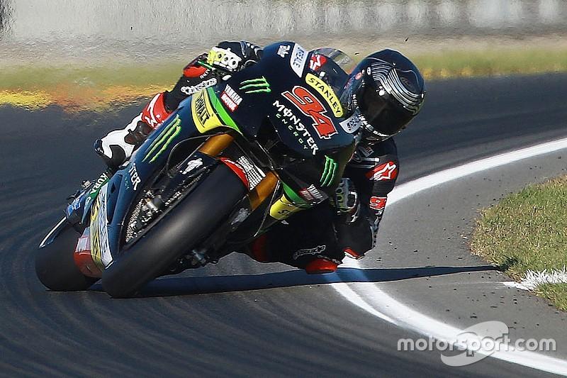 Jonas Folger: Ein MotoGP-Motorrad muss smooth gefahren werden