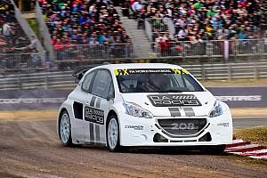World Rallycross Actualités Le DA Racing arrive en World RX avec deux 208