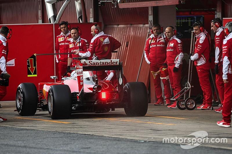 668-as kódnév alatt fejlesztik az idei Ferrarit, nem lesz rajta fehér sáv