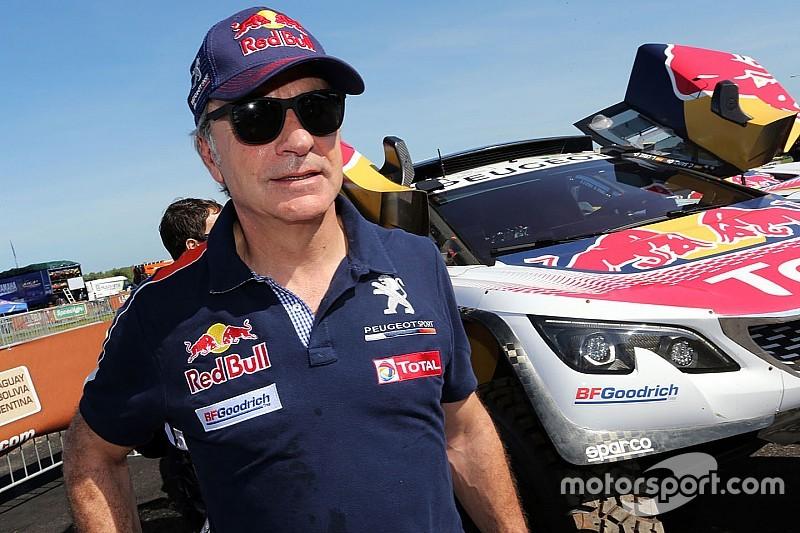 """Sainz: """"Reglementswijziging Dakar niet fair voor Peugeot"""""""