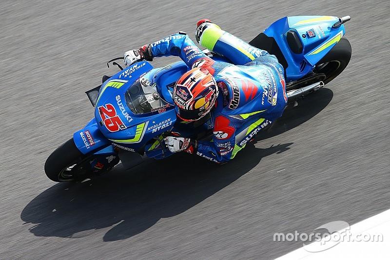 Suzuki: Ganho de ritmo foi mais importante que vitória