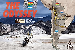 Dakar Galería Las 12 etapas del rally Dakar 2017