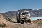 Camiones: Van den Brink gana en la segunda etapa