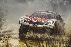 Dakar ステージレポート 【ダカール】2日目:ローブがトップ。5度目のステージ優勝