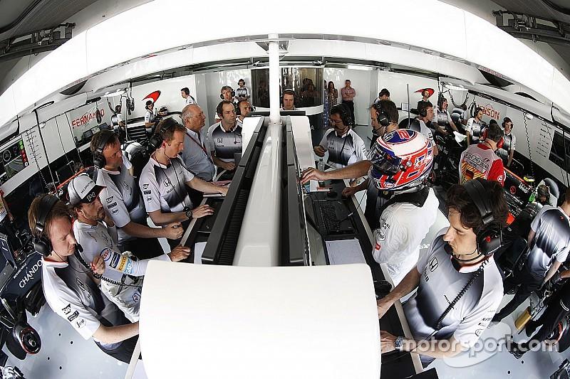 McLaren dispuso de 100 millones menos que Ferrari, Red Bull y Mercedes