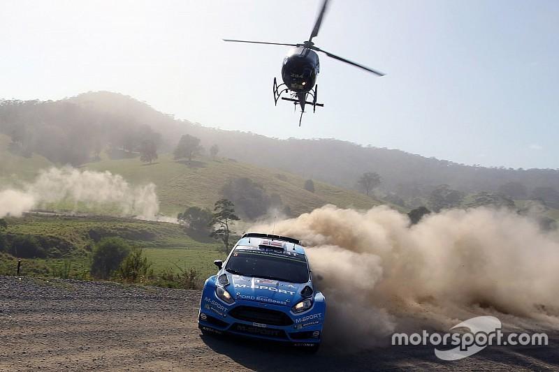 Ostberg correrá el WRC de forma independiente