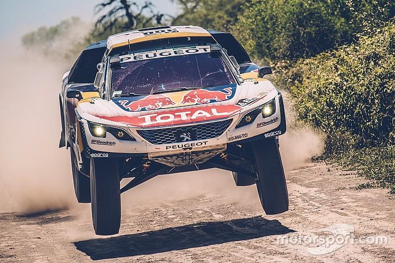 Autos: Triplete de Peugeot y desastre de Toyota