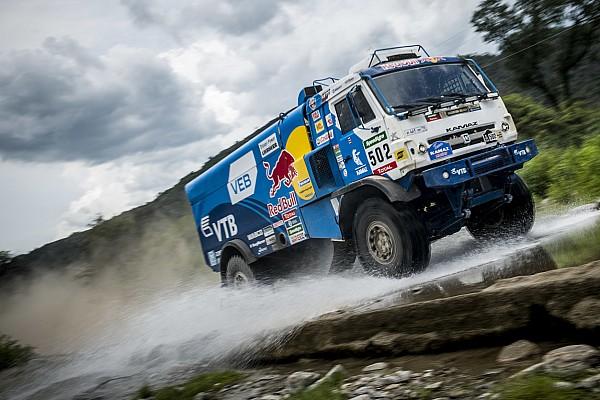 Николаев стал лидером зачета грузовиков на «Дакаре»