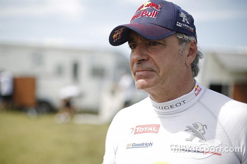 Carlos Sainz abandona el Dakar tras el accidente en Tupiza