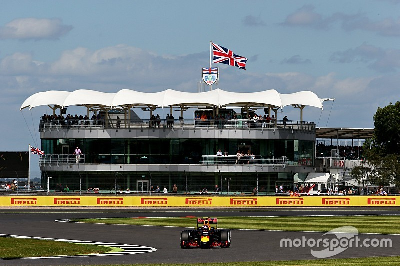 Silverstone se plantea salir del calendario de F1 antes de 2019