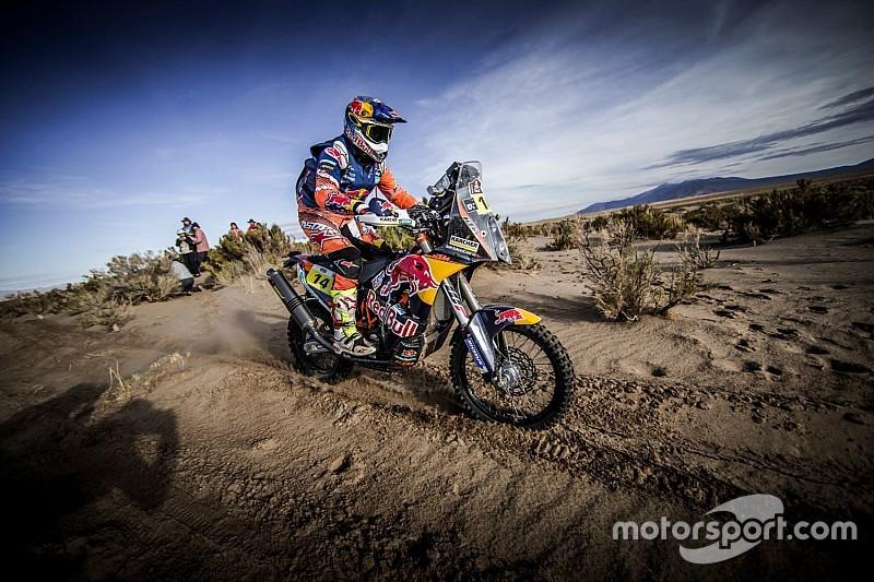 Reli Dakar Stage 5: Sunderland pimpin klasemen