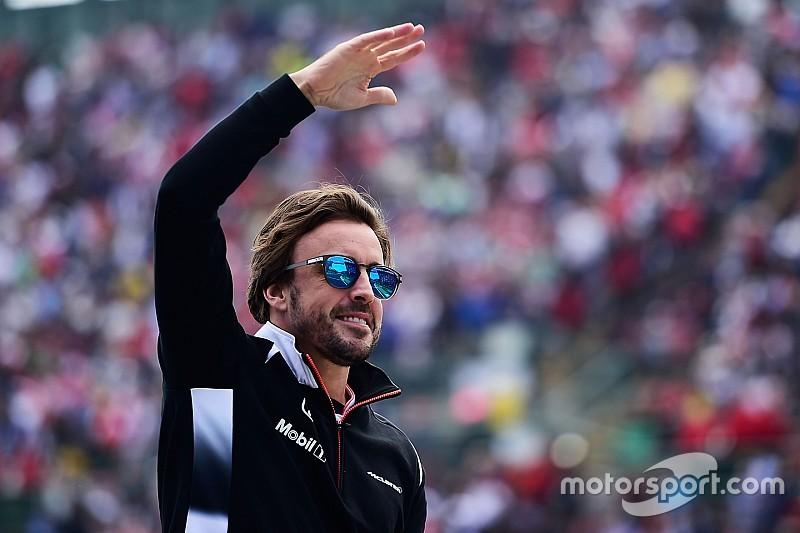 """Alonso: """"Cuando compites te critican, cuando te retiras eres un ídolo"""""""