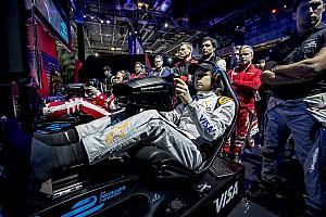 Formel E News Bono Huis siegt im virtuellen Formel-E-Rennen in Las Vegas