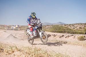 Dakar Entrevista El mexicano Carlos Gracida llega a la mitad del Dakar 2017