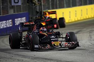 """Formule 1 Nieuws Tost: """"Duel met Verstappen in Singapore hielp Kvyat er weer bovenop"""""""