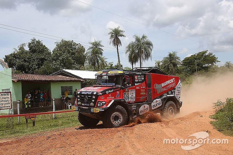 Dakar 2017: Van den Brink wint, De Rooy verliest leiding in klassement