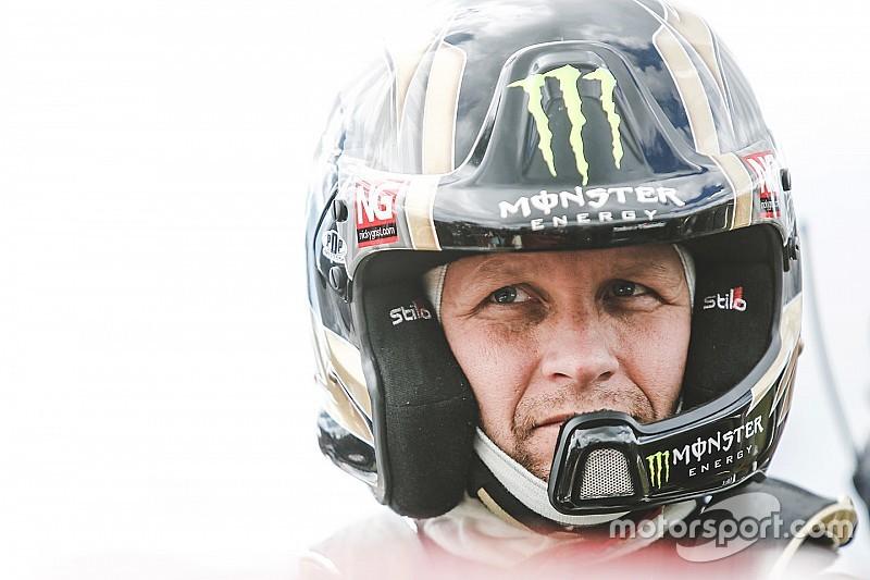 Solberg krijgt steun van Volkswagen in WK Rallycross