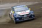 Rallycross-WM Volkswagen wird Partner von Petter Solberg in Rallycross-WM